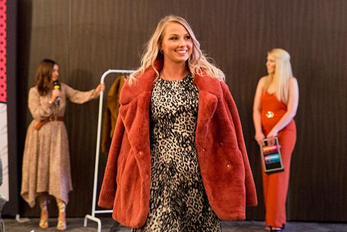 Style Masterclass Aberdeen, Debenhams clothing