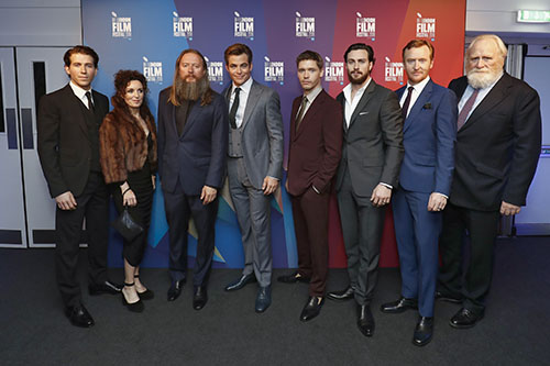 Outlaw king cast