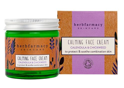 organic beauty, herbfarmacy