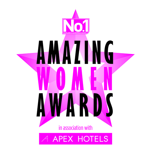 amazing women awards shortlist, no1 magazine