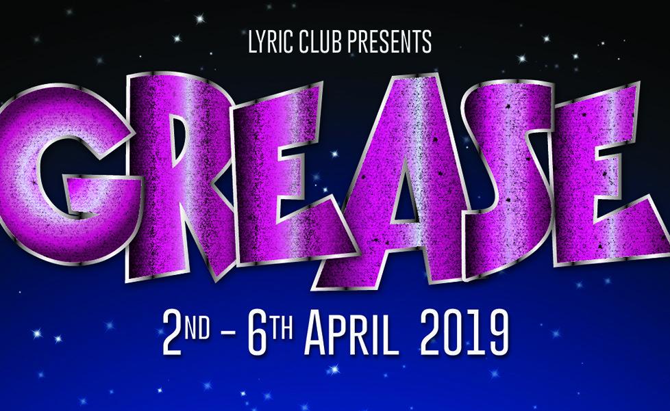 Grease Lyric Club