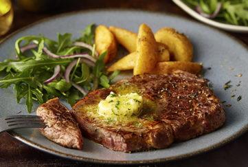 scotch beef sirloin steak