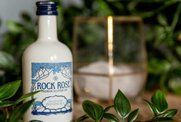 Rock Rose Gin miniature