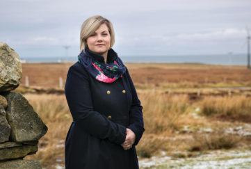 Lisa Maclean Isle of Lewis