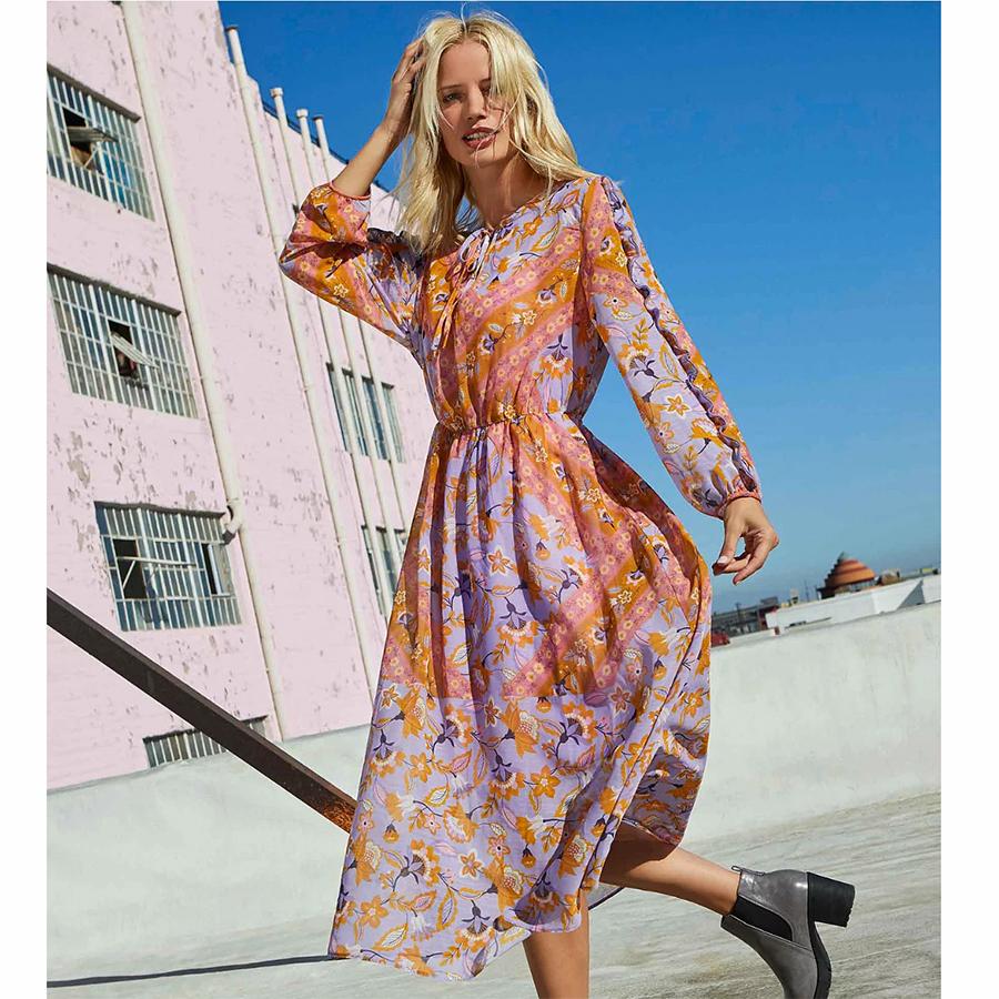 Asda floral dress