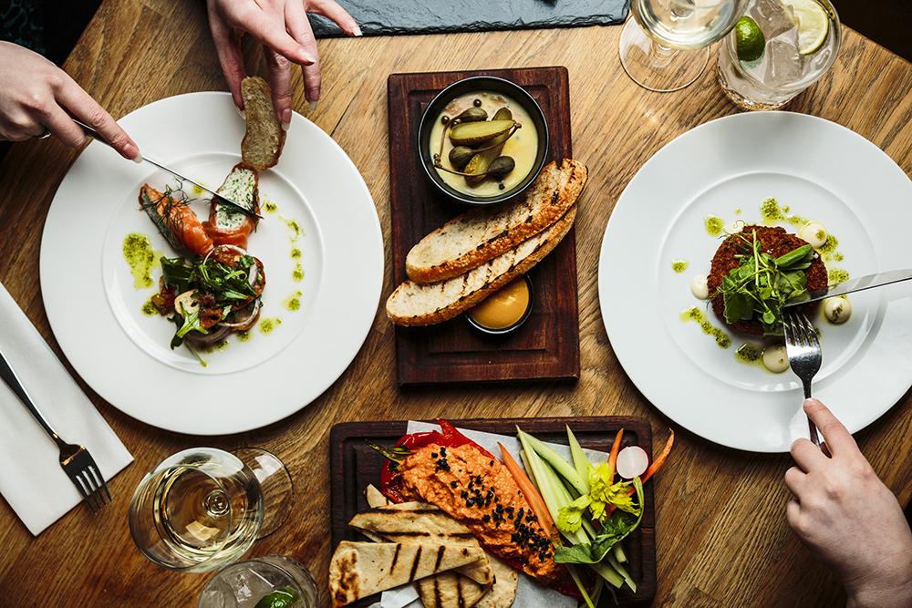 Grill on the corner- Glasgow - new menu