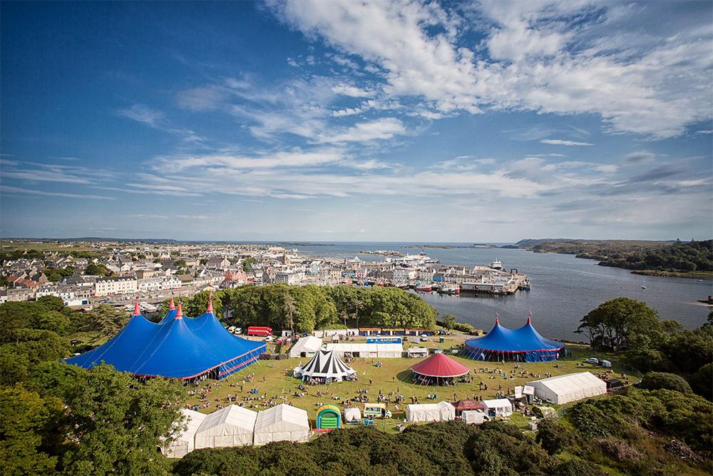 Scottish Music Festival HebCelt