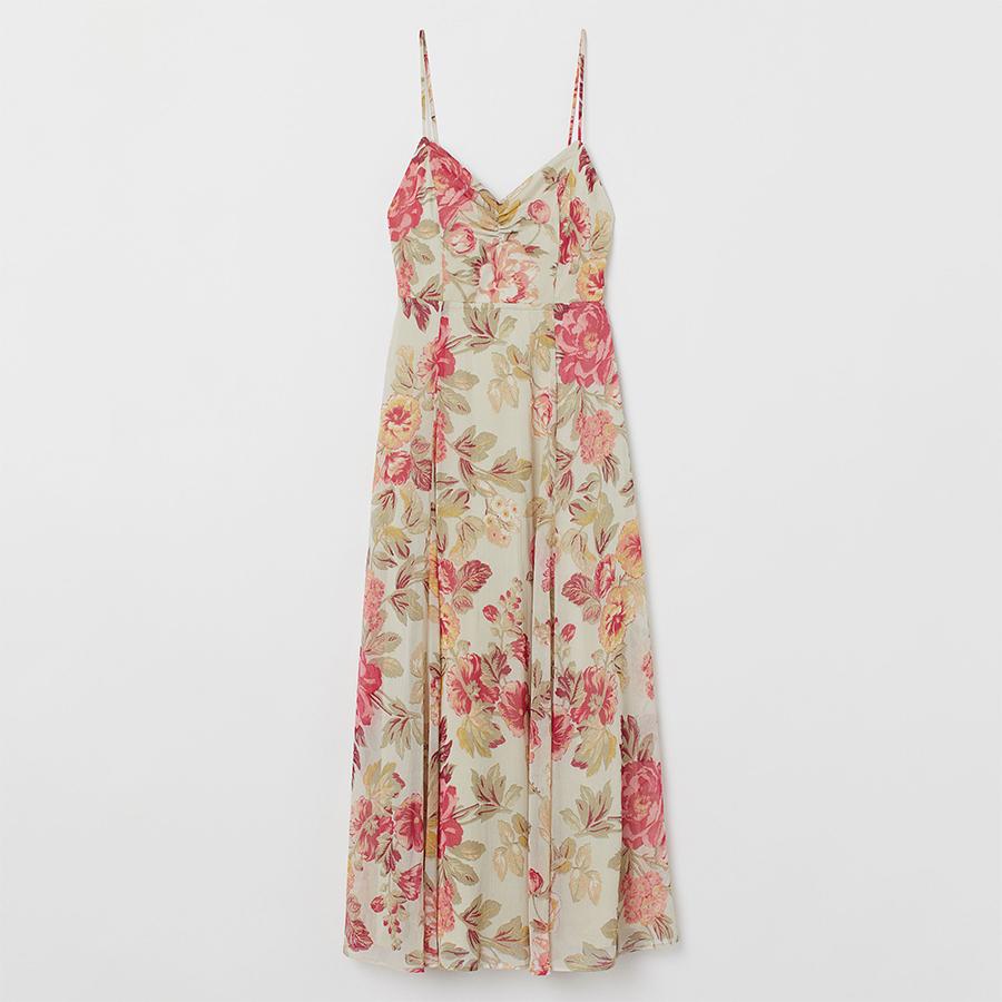 spring Floral Dress H&M