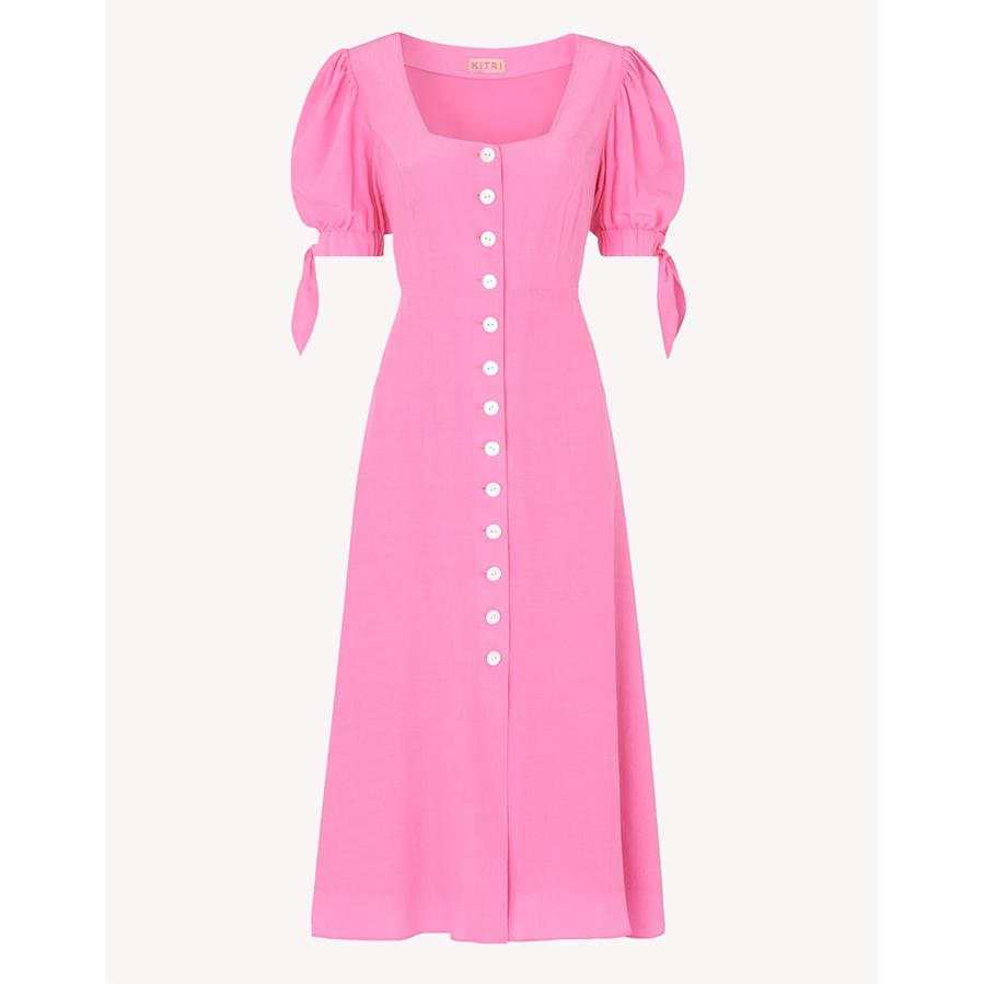 Kitri pink dress