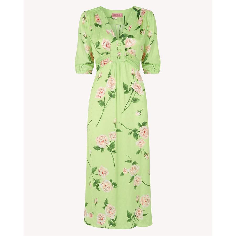 Kitri green dress