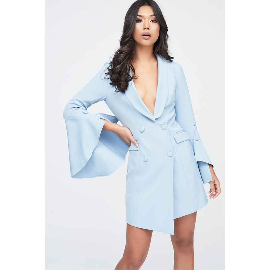 Lavish Alice Tuxedo dress