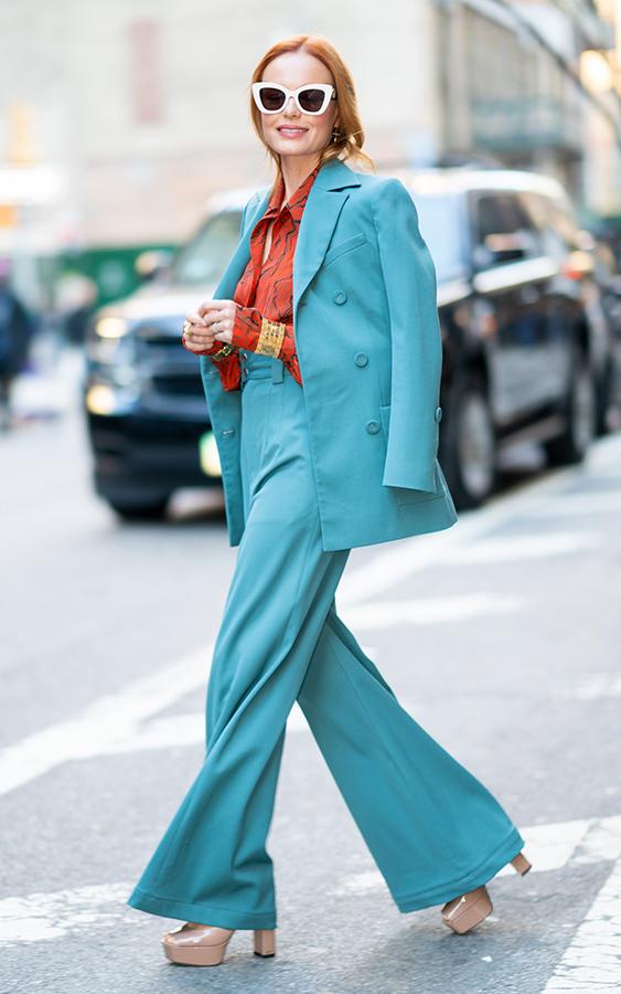 Kate Bosworth suit