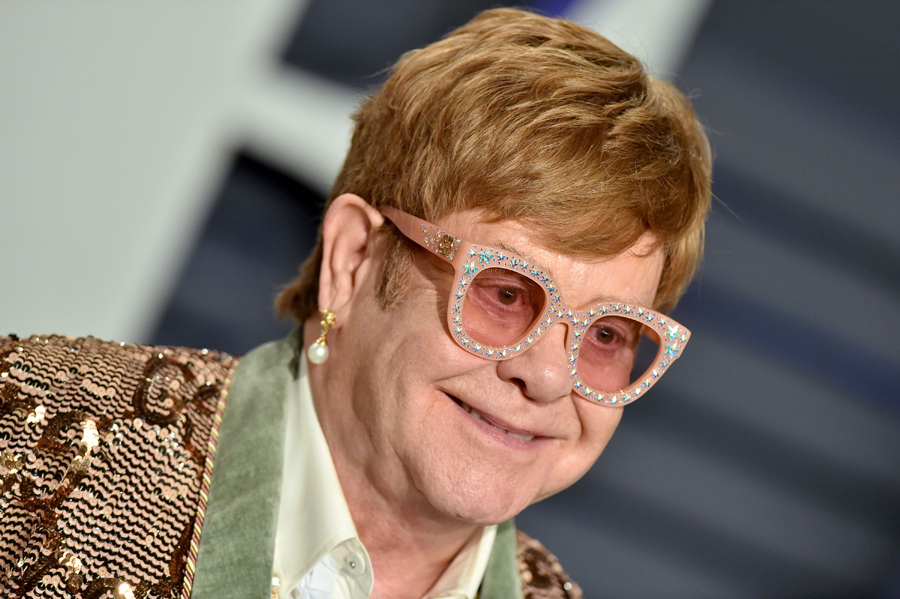 Elton John Glasses 2019