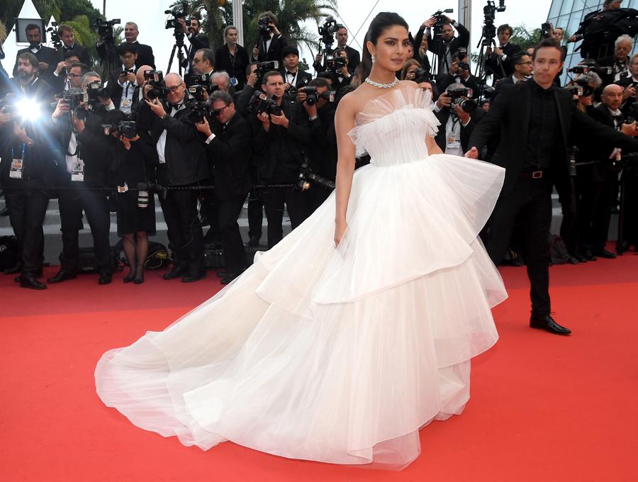 Priyanka Chopra Cannes