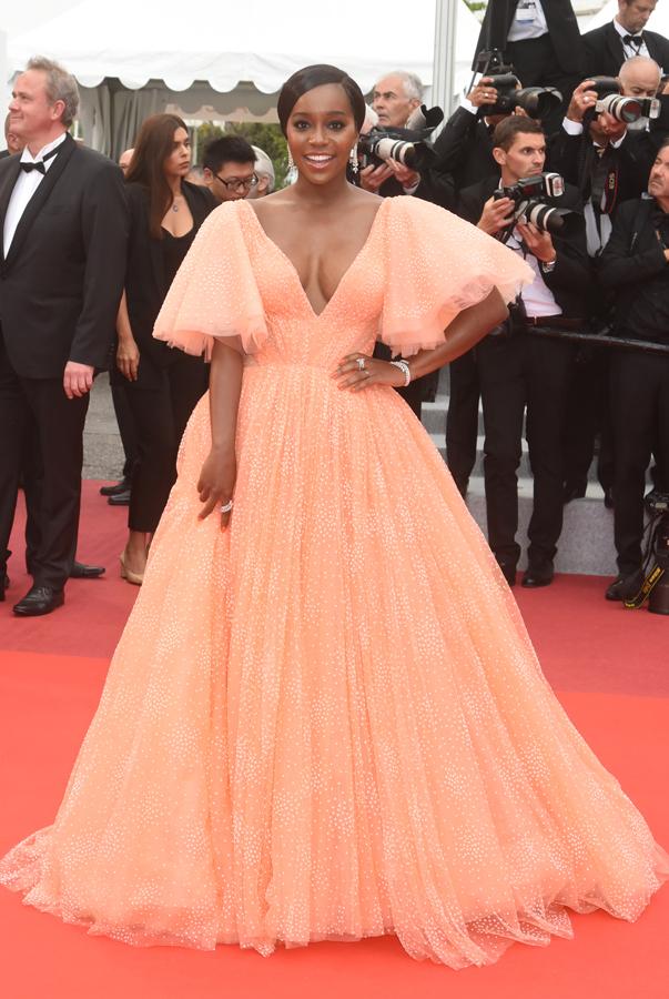 Aja Naomi King Cannes