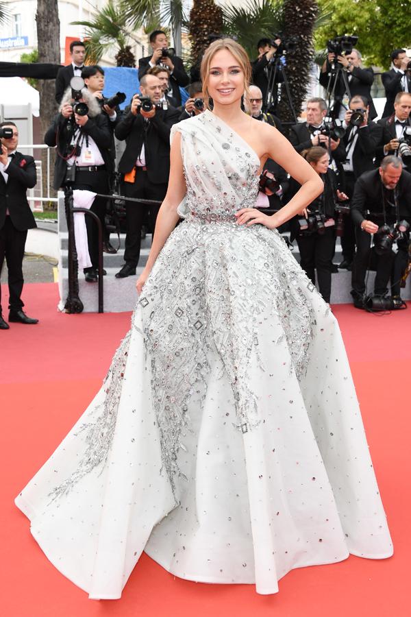 Kimberley Garner Cannes
