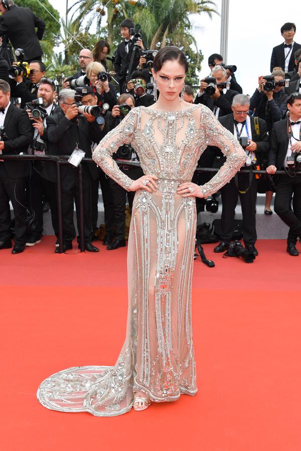 Coco Rocha Cannes