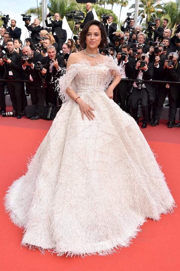 Michelle Rodriquez Cannes