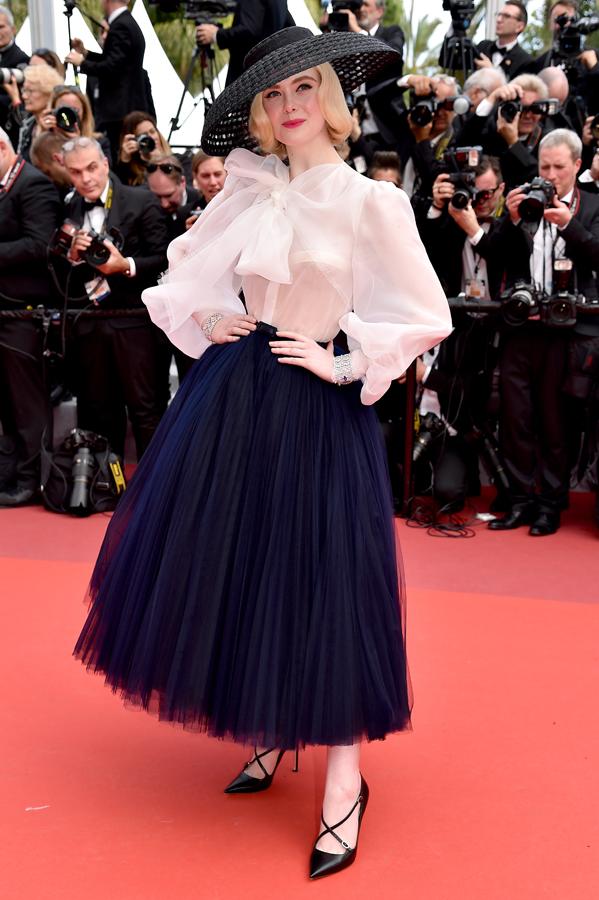 Elle Fanning Cannes