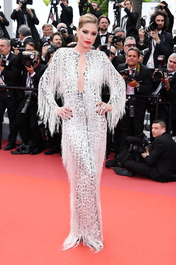 Doutzen Kroes Cannes