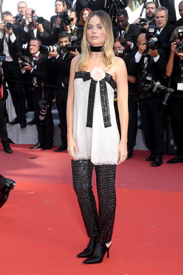 Margot Robbie Cannes