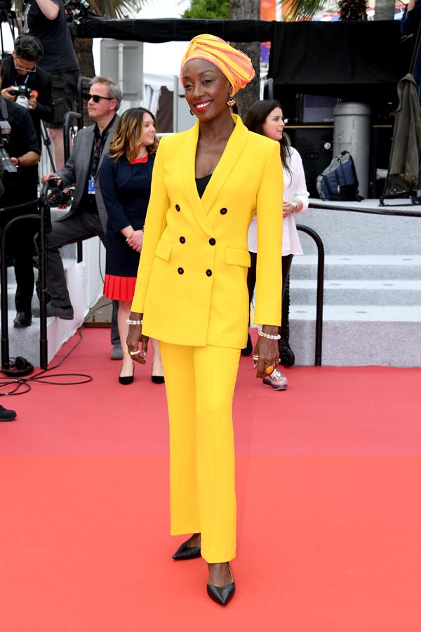 Maimouna N'Diaye Cannes