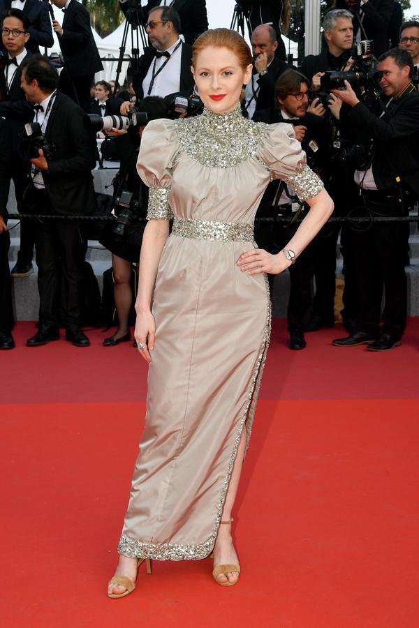 Emily Beecham Cannes