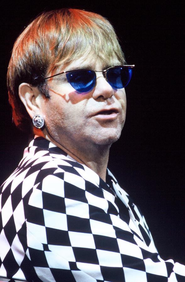 Elton John Glasses 1995