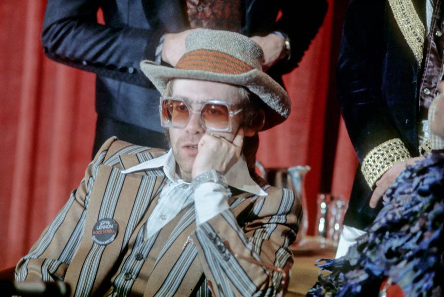 Elton John Glasses 1975