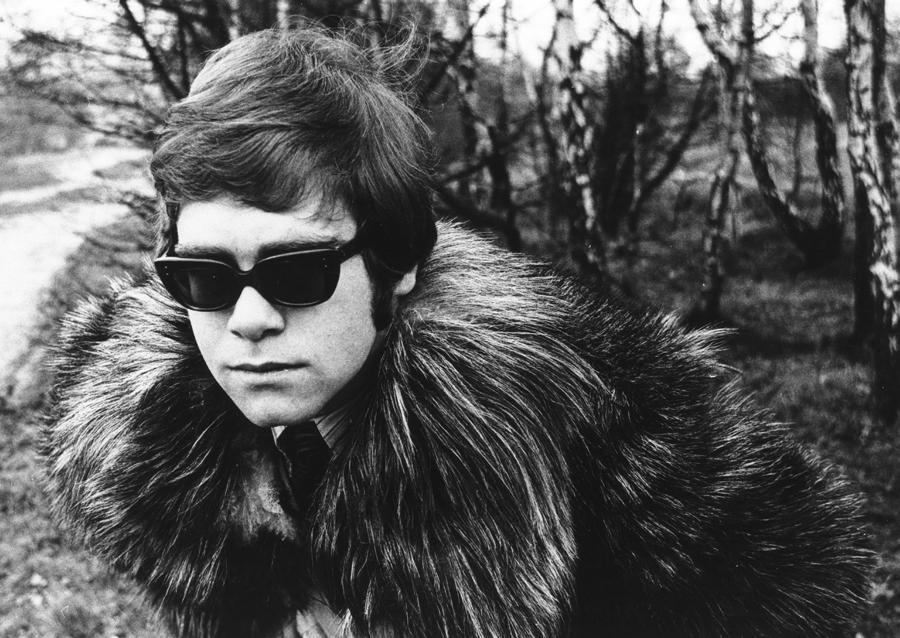 Elton John Glasses