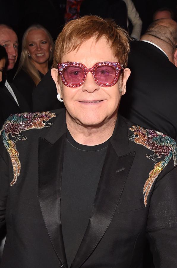 Elton John Glasses 2017