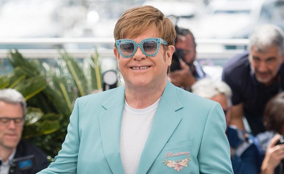Elton John Glasses Rocketman