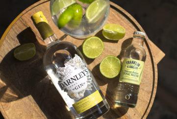 No.1's Gin Tasting Edinburgh with Darnley's