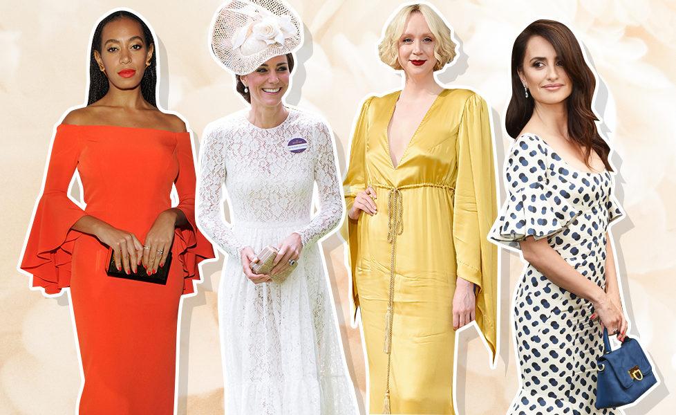 celebrity occasion wear inspo