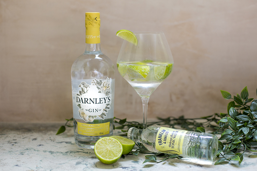 no1 gin tasting ticket competition