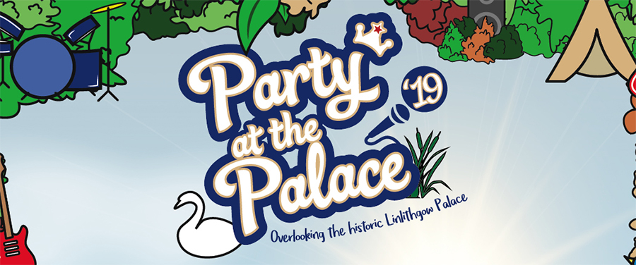 Scottish Festival Party At The Palace