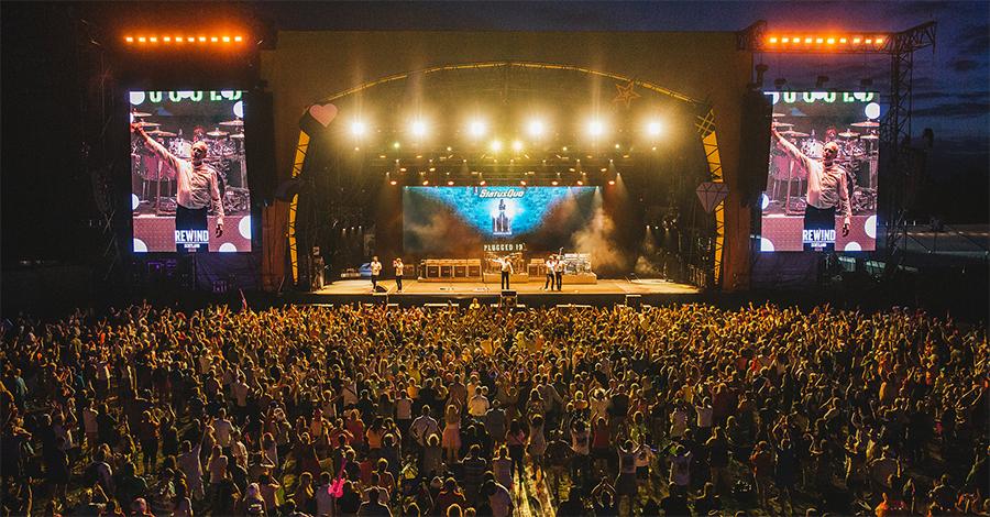 Scottish Music Festival Rewind