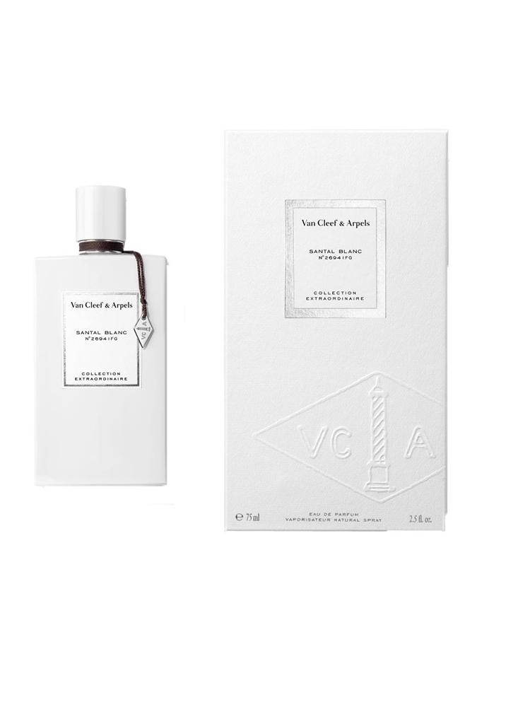summer 2019 perfume van cleef santal blanc