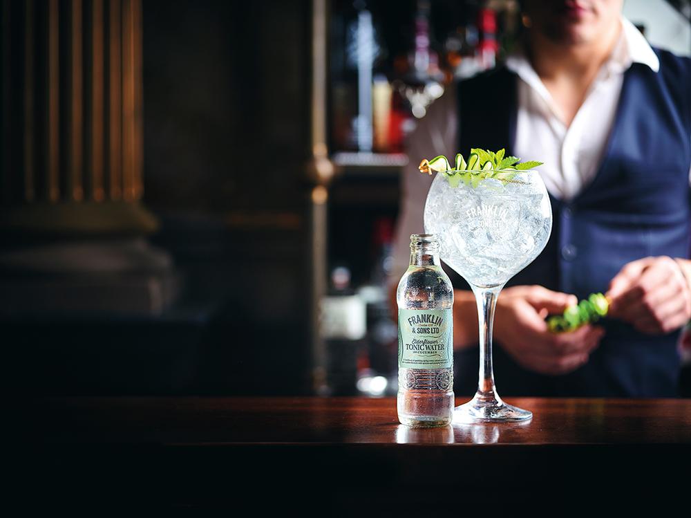 franklin & Sons cocktail
