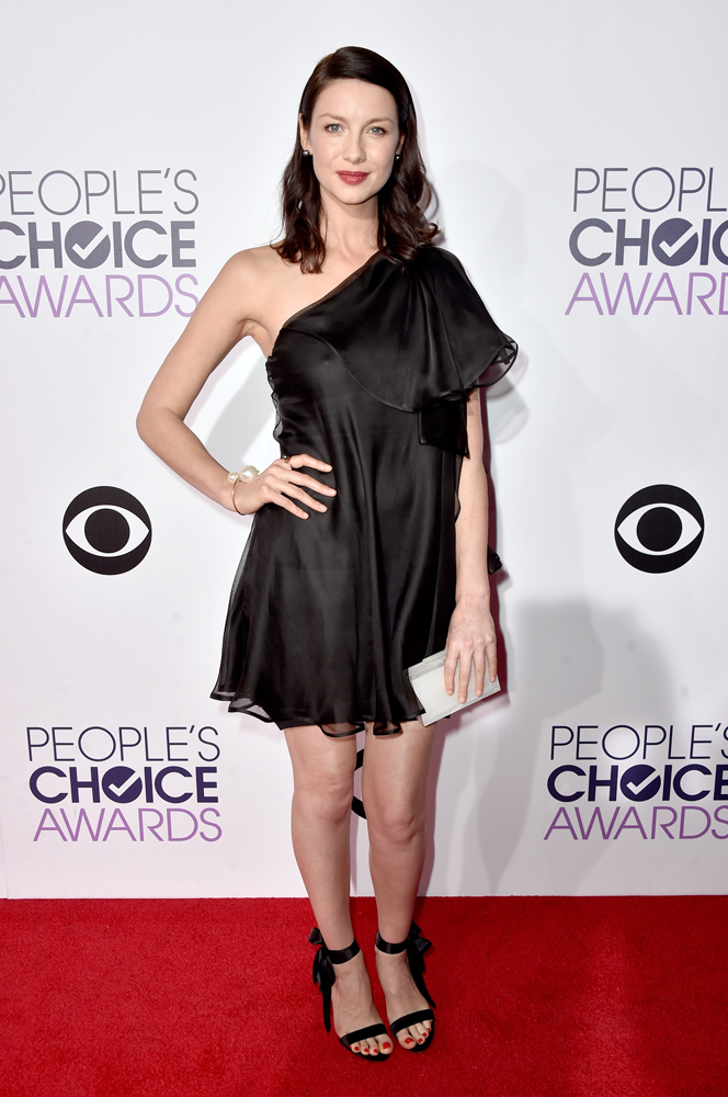 Caitriona Balfe People's Choice Awards