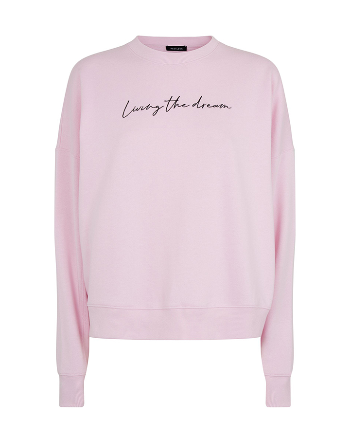 living the dream new look sweater