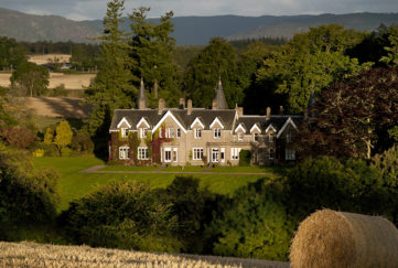 ballathie house review