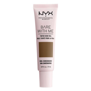 best light summer make-up NYX Bare With me