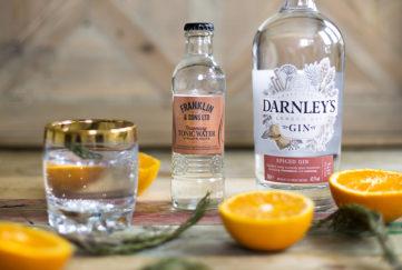 no.1 gin tasting