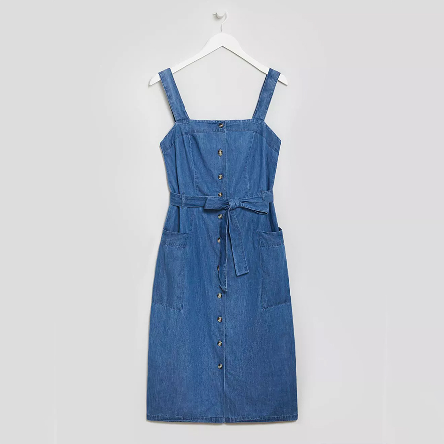 matalan denim dress