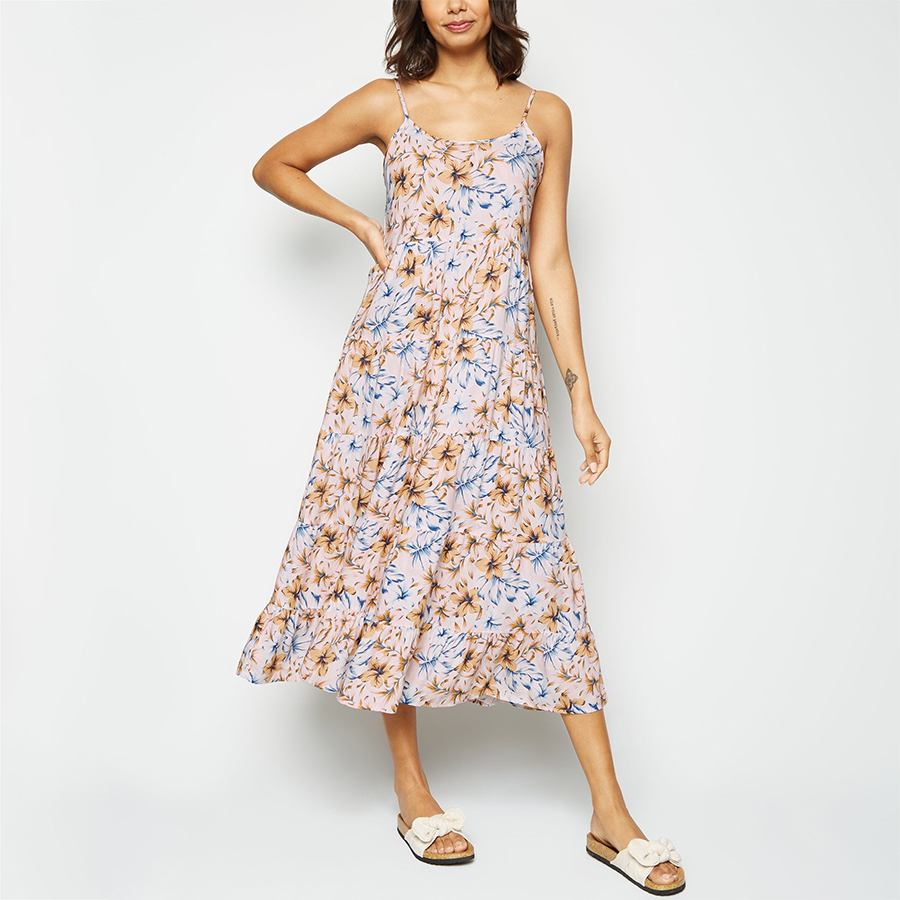 New Look floral summer dress