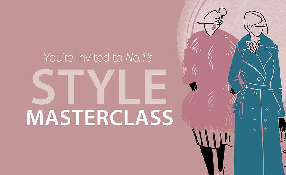 No.1 Style Masterclass Glasgow
