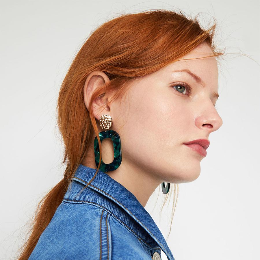 warehouse earrings