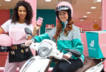 Benefit Deliveroo Glasgow
