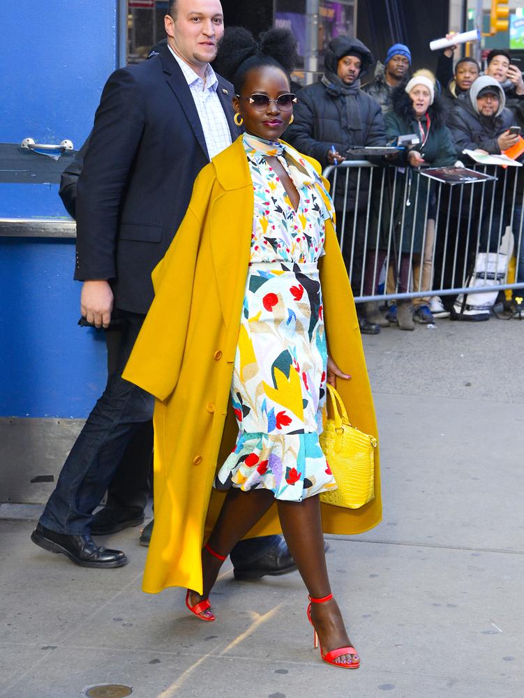 Lupita N'Yongo Wardrobe